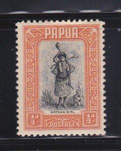 Papua New Guinea 94 MH Motuan Girl