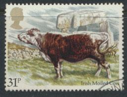 Great Britain SG 1244 - Used - British Cattle