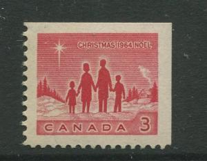 Canada  #434  MNH  1964 Single 3c Stamp