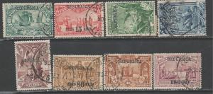 PORTUGAL 185-92 VFU 1136G