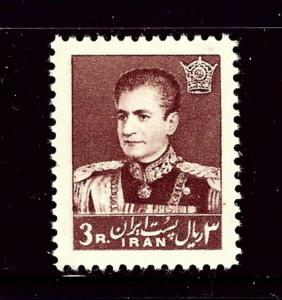 Iran 1115 MH 1958 issue