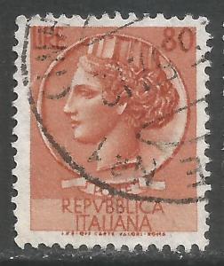 ITALIA 686 VFU I014-5