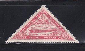 Paraguay C75 MH Zeppelin