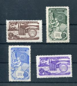 Turkey #1130-33  Mint VF NH    -    Lakeshore Philatelics