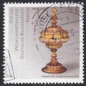 GERMANY SCOTT 9NB263