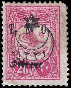 Cilicia 1919 YT 66 mh vg