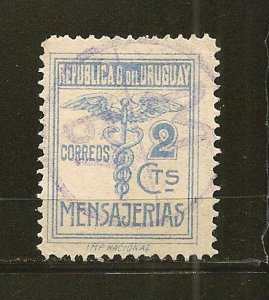 Uruguay E4 Special Delivery Used