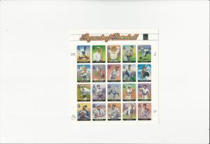 Legends of Baseball  Scott #3408