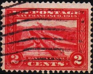 U.S.A. 1913 2c S.G.424 Fine Used