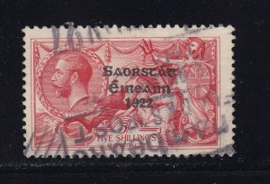 Ireland Scott # 78 VF-used neat cancel nice color cv $ 275 ! see pic !