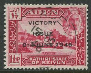 STAMP STATION PERTH Seiyun  #12 Victory Issue  FU  CV$0.65