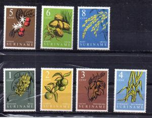 Surinam 284-290 MLH