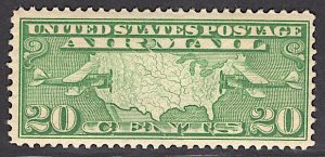 US Stamp #C9 MINT NH SCV $12.50