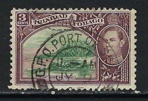 TRINIDAD &TOBAGO 52A VFU Z2825-1