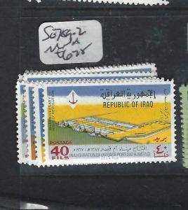IRAQ   (P116BB)   SG 759-2    MNH