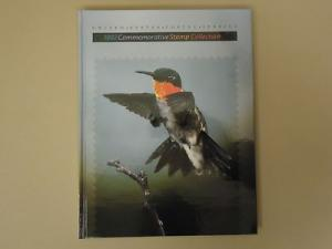 USPS 8992 1992 Commemorative Stamp Collection Book Hardcover