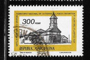 Argentina Used [3257]