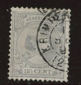 Netherlands Scott 44 used from 1894