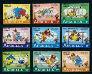 [22102] Anguilla 1982 Disney World Cup Football Spain MNH