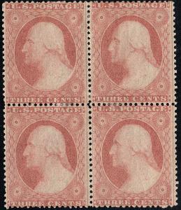 U.S. 26 FVF MH Blk/4 (61319)