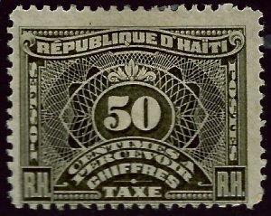 Haiti J13 Mint Fine hr SCV$11.50...Such a Deal!