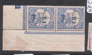 New Britain SG 53 Corner Pair MNH (9doh)