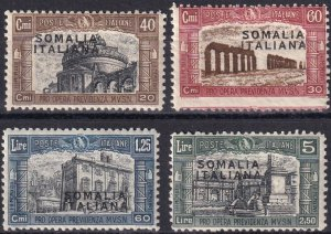 Somalia #B17-20  F-VF Unused CV $17.25 (Z1467)