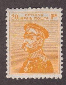 Serbia 116 Gen. Karageorgevich 1911