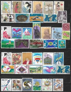 COLLECTION LOT OF #1063 ASIA 43 STAMPS 1876+ CV+$50 3 SCAN