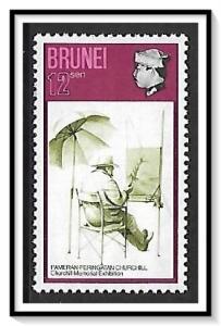 Brunei #192 Churchill Memorial MNH