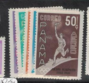 Panama SC 433-4, C234-7 MOG (8dvm)