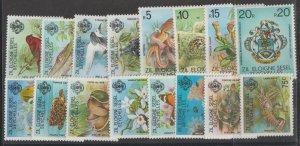 Seychelles Zil Elwannyen Sesal SC 1a-16a Mint Never Hinged