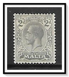 Malta #69 King George V MHR