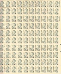 US 2193 - $1 Bernard Revel Unused