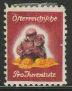 Pro Juventute Cinderella Poster Stamp Reklamemarken A7P4F823