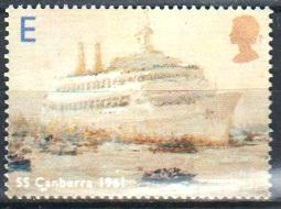 (GB  5231) Mi:2211   2004 Used Cat €  1.70