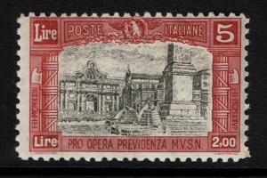 Italy SC# B33, Mint Never Hinged - Lot 020517