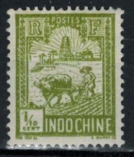 Indochina - Scott 115 MH