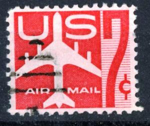 United States - SC#C60 Airmail - USED -1960 - Item USA237