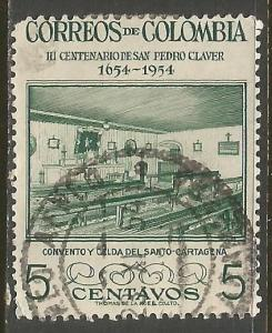 COLOMBIA 627 VFU 849D