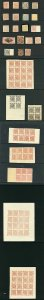 Bhopal Nawab Sultan Jahan Begam 1902/3 Selection including Used (98 Stamps)