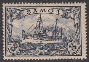 Samoa 68 MH (see Details) CV $10.00