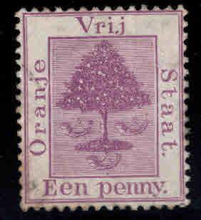 Orange River Colony VRI Scott 4 Used 1894