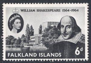 FALKLAND ISLANDS SCOTT 149