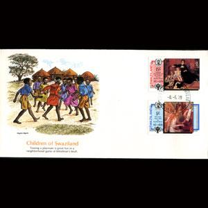 SWAZILAND 1979 - FDC-IYC