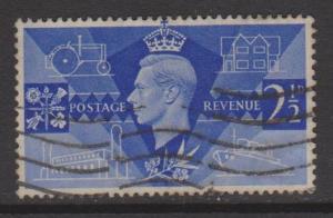 Great Britain Sc#264 Used