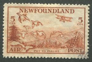 NEWFOUNDLAND C13 USED VF