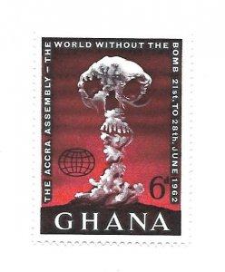 Ghana 1962 - MNH - Scott #116 *