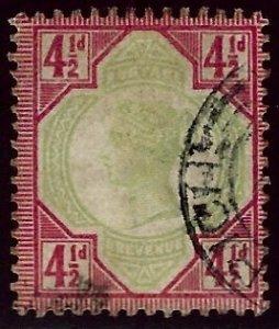 Great Britain SC#117 Used F-VF SCV$42.50...Worth a Bid!