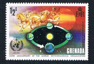 Grenada Heavens half - pickastamp (AP103006)